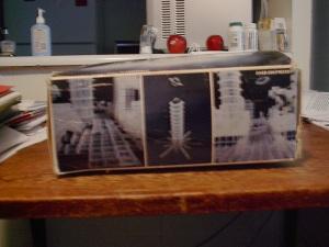 Star City box - side