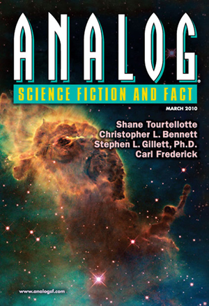 Analog Science Fiction and Fact March 2010