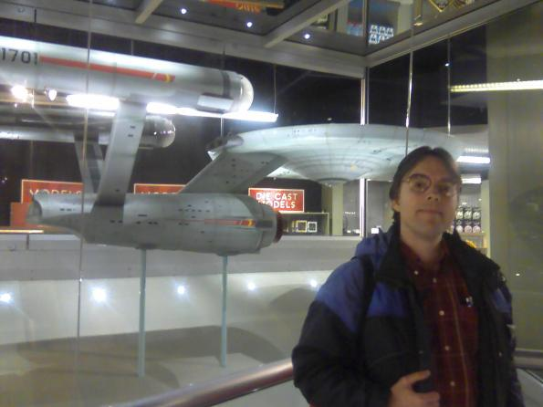 The Enterprise and I