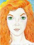 Emerald Blair portrait