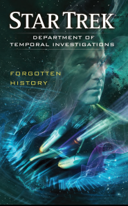 DTI: Forgotten History cover
