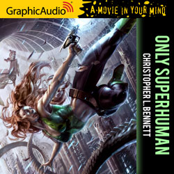 Only Superhuman audiobook