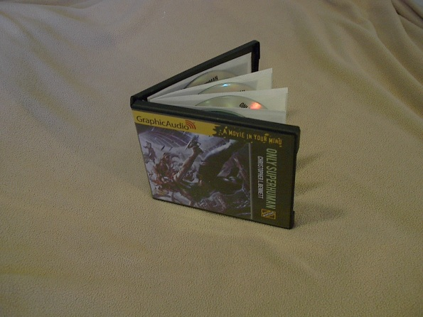 Only Superhuman audio discs