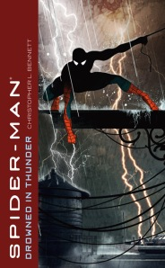 Spider-Man Drowned in Thunder cover