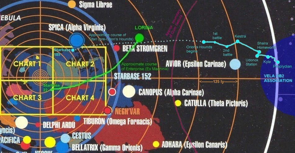 voyager 1 star map - photo #45