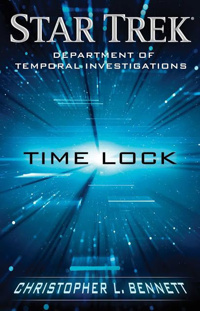DTI Time Lock cover