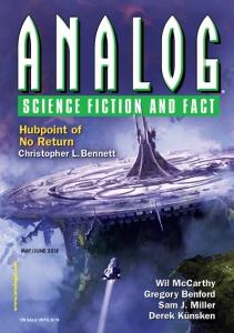 Analog May/June 2018 cover