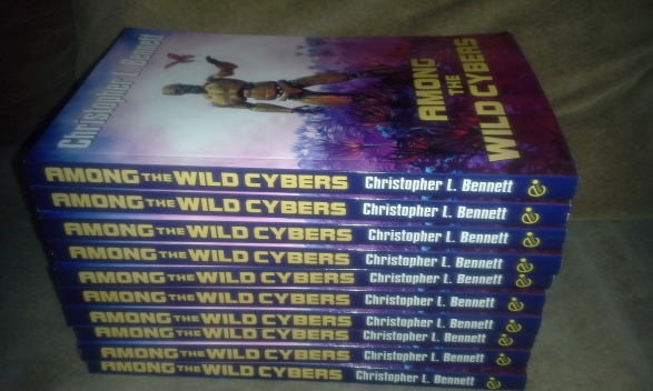 Among the Wild Cybers in stack