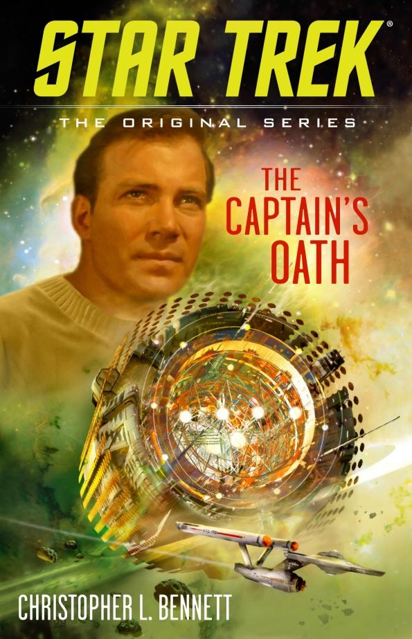 Star Trek The Captain's Oath cover