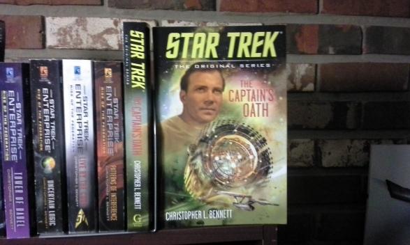Star Trek TOS The Captain's Oath