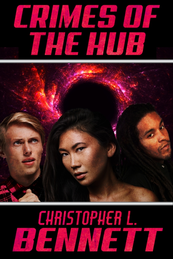 Crimes of the Hub cover