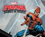 Spider-Man Drowned in Thunder Dreamscape cover