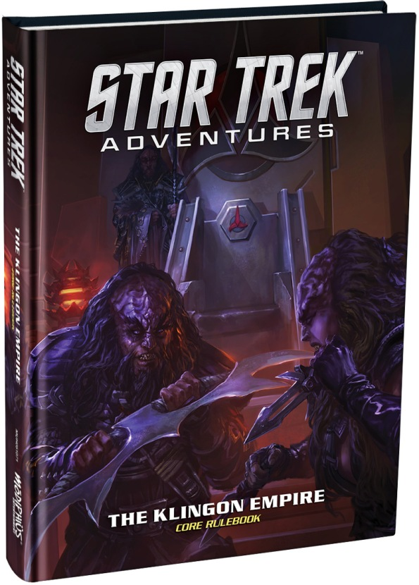 STA Klingon Empire Core Rulebook