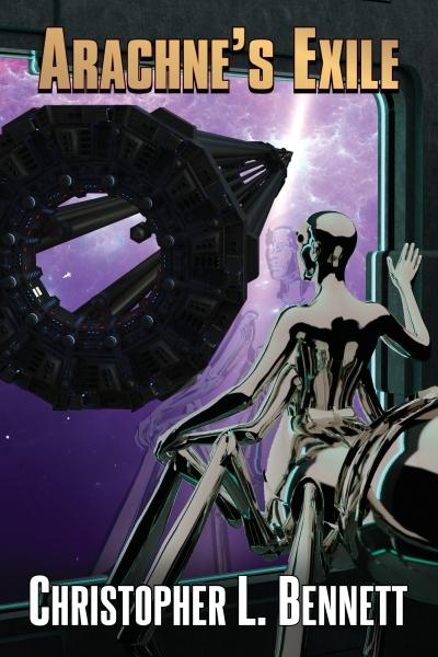 Arachne's Exile 6 x 9