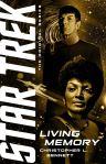 Star Trek Living Memory cover